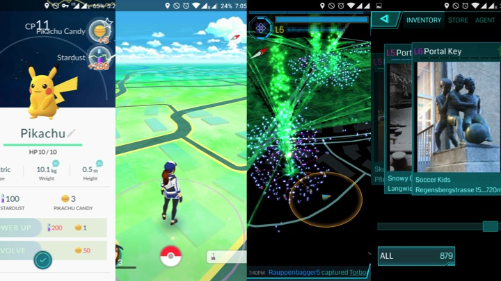 Pokemon Go | Ingress